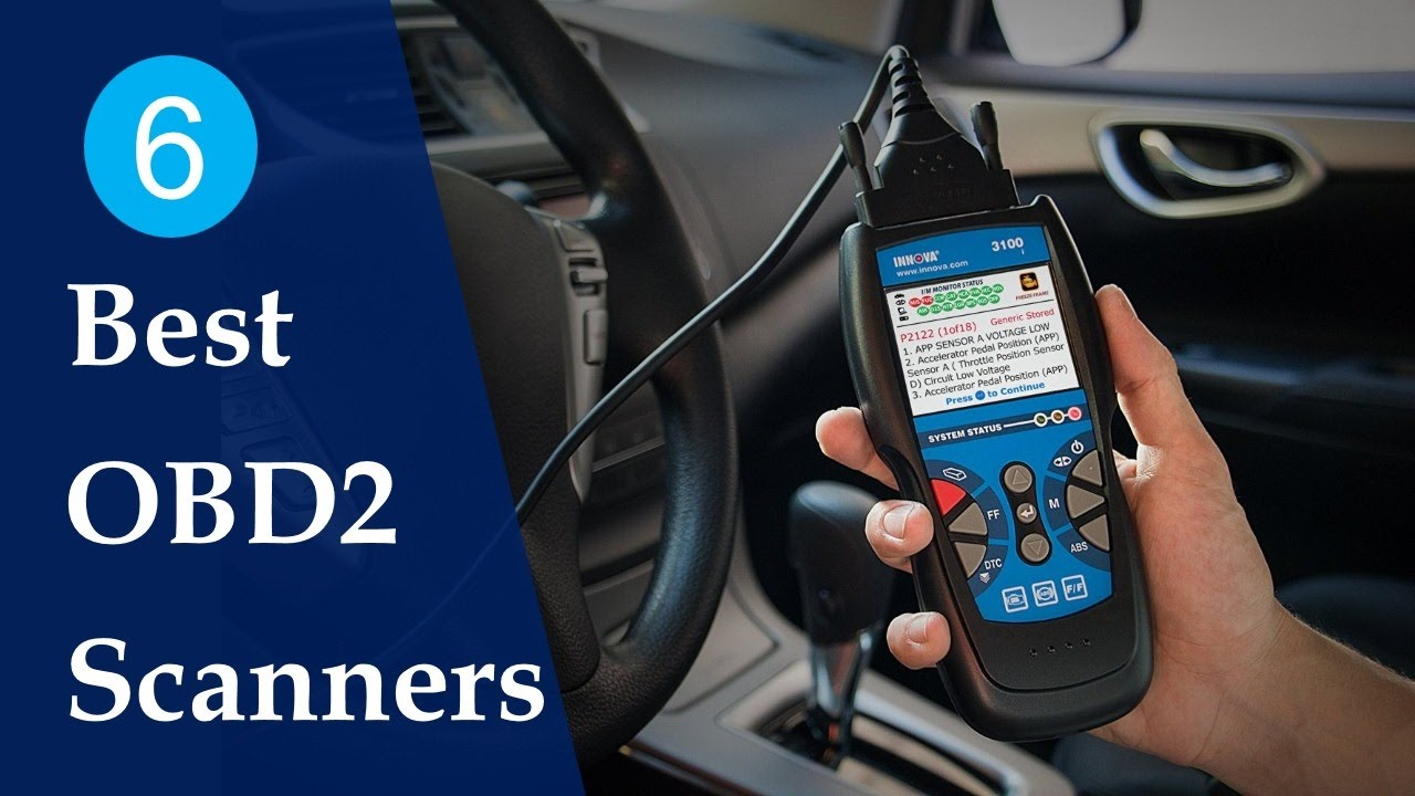 What is obd2 scanner?